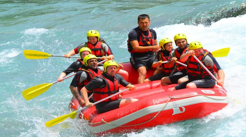 RAFTİNG & CANOING